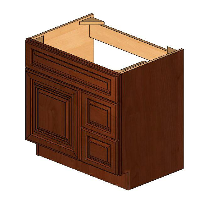 heritage vanity cabinets buy and build